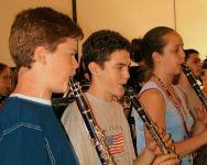 Clarinet Practice - Eastern U.S. Music Camp