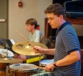 Drum Practice - Eastern U.S. Music Camp