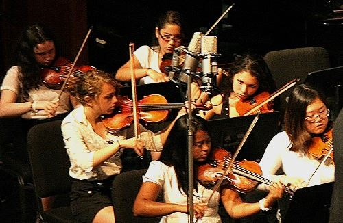 Concerts and Recitals at Eastern U.S. Music Camp