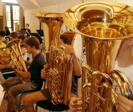 Lower Brass - Easter U.S. Music Camp