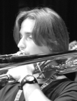 Trombone Student at Eastern U.S. Music Camp