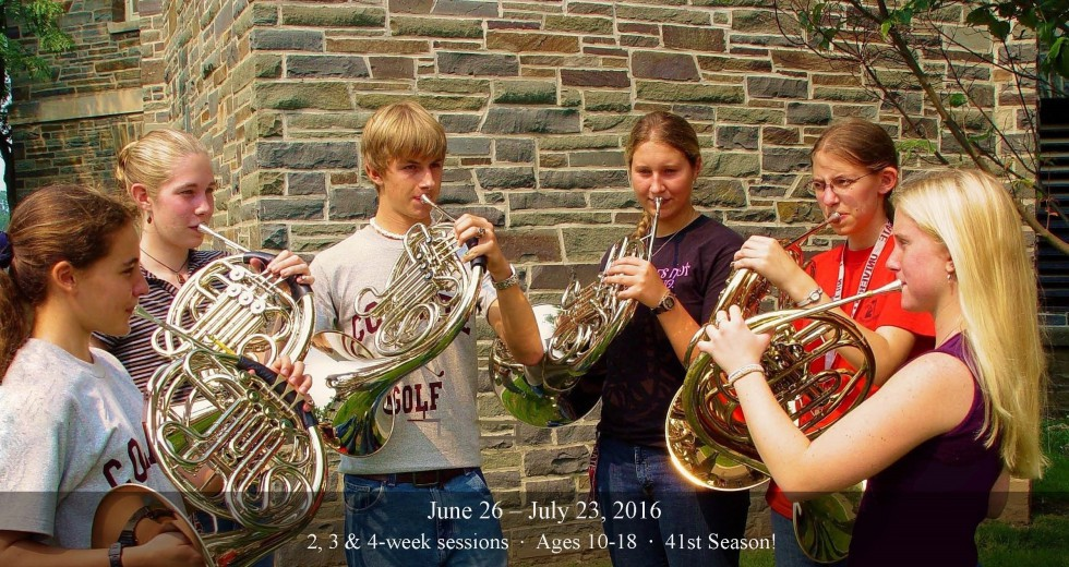 Eastern U.S. Music Camp